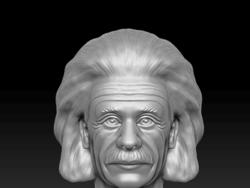 爱因斯坦头像